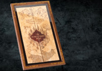 Harry Potter: Marauder's Map - Display Case image