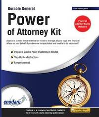 Durable General Power of Attorney by Enodare