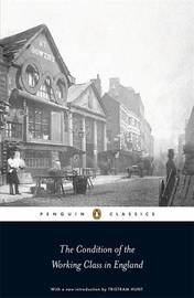 The Condition of the Working Class in England by Friedrich Engels image