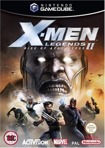 X-Men Legends II: Rise of Apocalypse for GameCube image