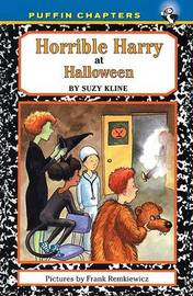 Horrible Harry at Halloween by Suzy Kline image