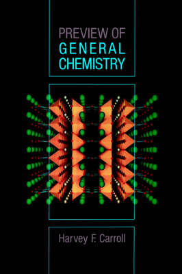 Preview of General Chemistry by Harvey F. Carroll
