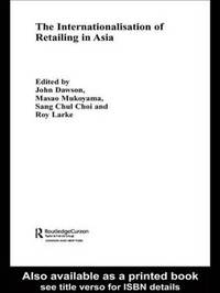 The Internationalisation of Retailing in Asia image