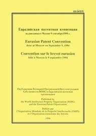 Eurasian Patent Convention (Eapo)
