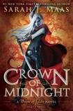 Crown of Midnight (Throne of Glass #2) by Sarah J Maas