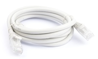 8ware: Cat 6a UTP Ethernet Cable Snagless - 2m (Grey)