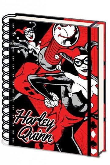 DC Comics Notebook A5 Harley Quinn image