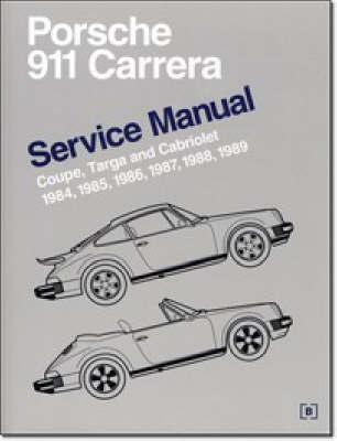 Porsche 911 Carrera Service Manual, 1984-1989