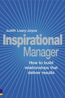 Inspirational Manager by Judith Leary-Joyce