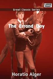 The Errand Boy by Horatio Alger image
