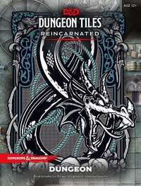 D&D: Dungeon Tiles Reincarnated: Dungeon