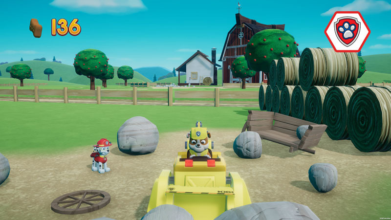 PAW Patrol: On a Roll! for Switch image