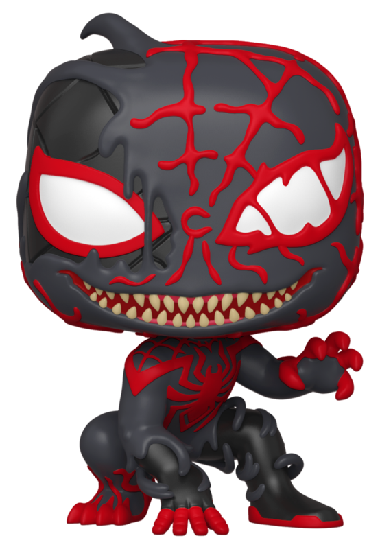 Marvel: Venomized Miles Morales - Pop! Vinyl Figure