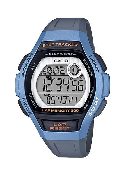 LWS2000H-2A Casio Step Tracker Runners Watch