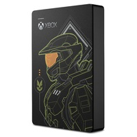 5TB Seagate Game Drive for Xbox - Halo Master Chief Edition for