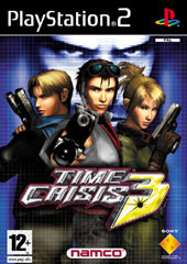 Time Crisis 3 + G Con 2 Bundle for PS2