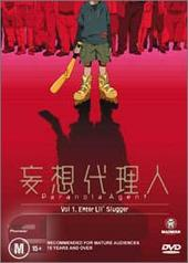 Paranoia Agent Vol 1 - Enter Lil Slugger on DVD