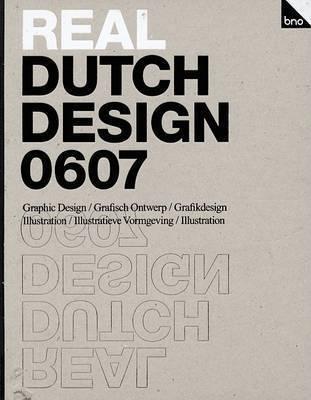 Dutch Design 06-07: Graphic Design, Illustration: v.ume 1