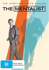 The Mentalist - The Complete Fifth Season on DVD