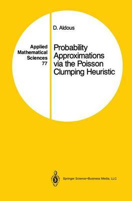 Probability Approximations via the Poisson Clumping Heuristic by David Aldous image