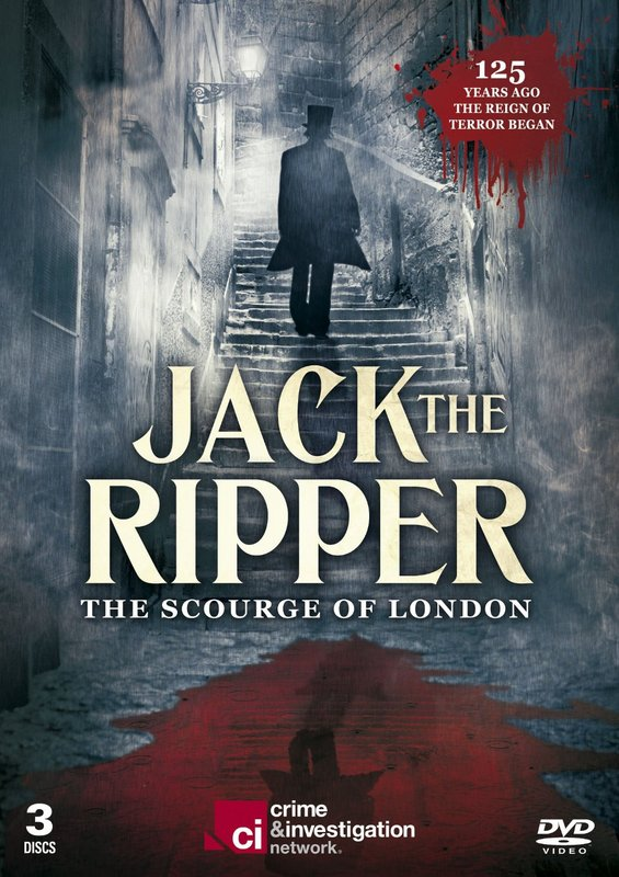 Jack The Ripper: Scourge Of London on DVD