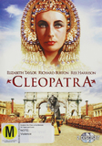 Cleopatra on DVD