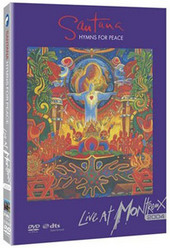Santana - Hymns For Peace: Live At Montreux 2004 (2 Disc Set) on DVD