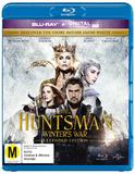 The Huntsman: Winter's War on Blu-ray