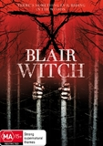 Blair Witch on DVD