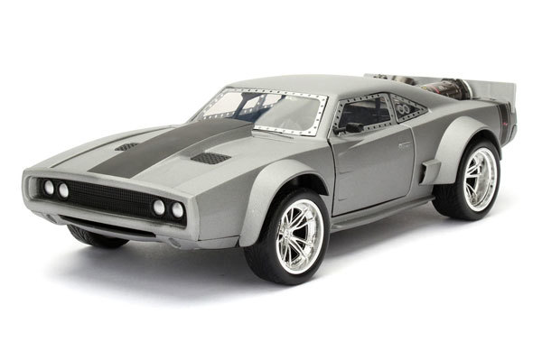 Jada: 1/24 FF8 Dom's Ice Charger Diecast Model image