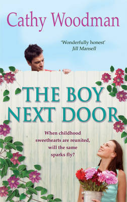 The Boy Next Door by Cathy Woodman image