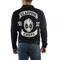 Marvel: Deadpool Corps - Denim Jacket (XL)