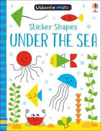 Sticker Shapes Under the Sea x5 by Sam Smith