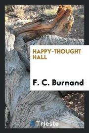 Happy-Thought Hall by F.C. Burnand image