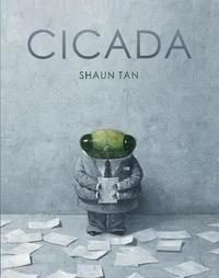 Cicada by Shaun Tan
