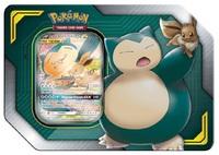 Pokemon TCG: Tag Team - GX Tin (Eevee & Snorlax-GX)