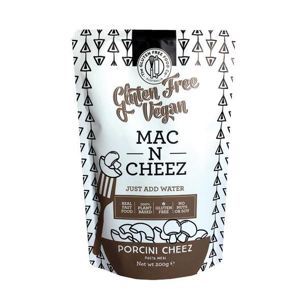 Gluten Free Vegan Mac n Cheez - Porcini Cheez (200g)