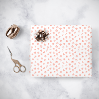 Gorilla Gift: Wrapping Paper - Birthday White (5m) image