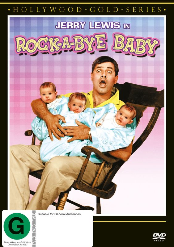 Rock-A-Bye Baby on DVD