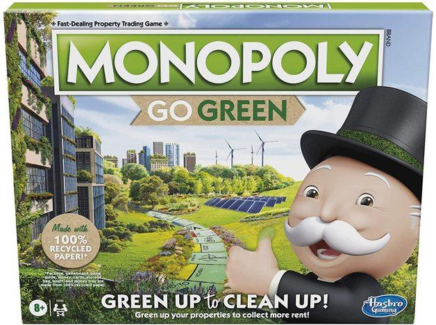 Monopoly: Go Green