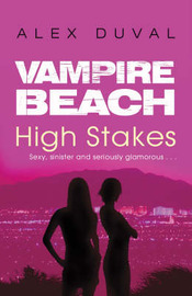 Vampire Beach: High Stakes by Alex Duval image
