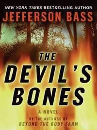 The Devil's Bones by Jefferson Bass image