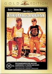 Thelma & Louise - Gold Edition on DVD