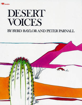 Desert Voices by Byrd Baylor image