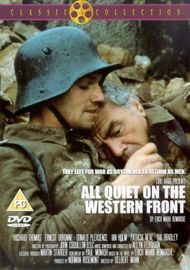 All Quiet on the Western Front on DVD image