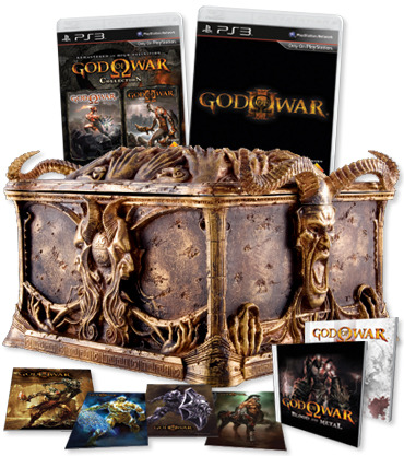 God of War III: Ultimate Trilogy Edition for PS3