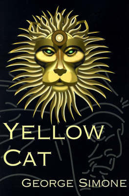 Yellow Cat by George Simone
