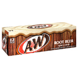 A&W Root Beer Fridge Pack (330ml)