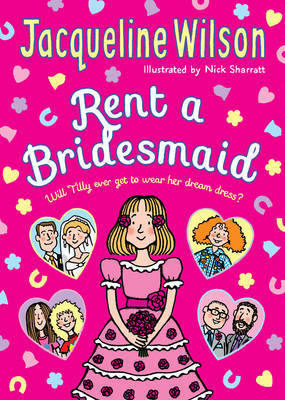Rent a Bridesmaid by Jacqueline Wilson image