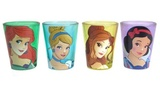 Disney: Princesses Faces - Mini Glass Set